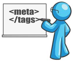 On-page optimization - meta tags