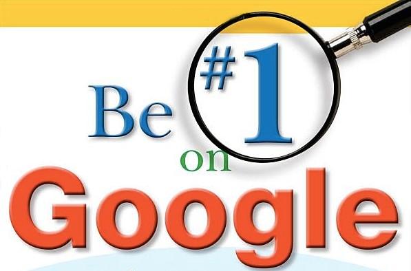 №1 on Google