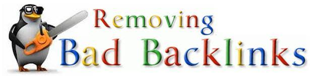 Removing bad backlinks