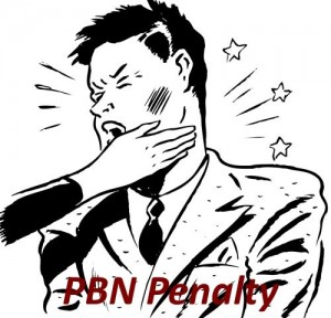 Private blog network penalty