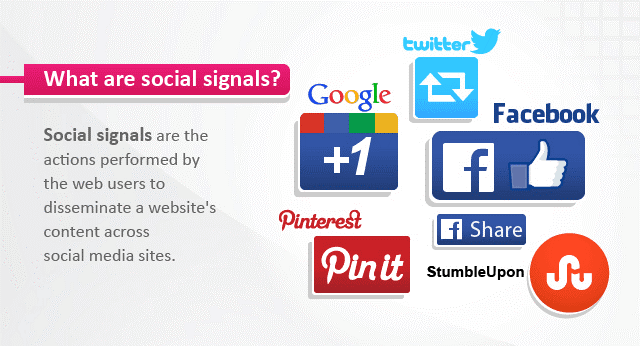 what social signals are