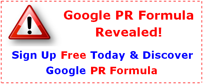 Google PageRank Formula Revealed!