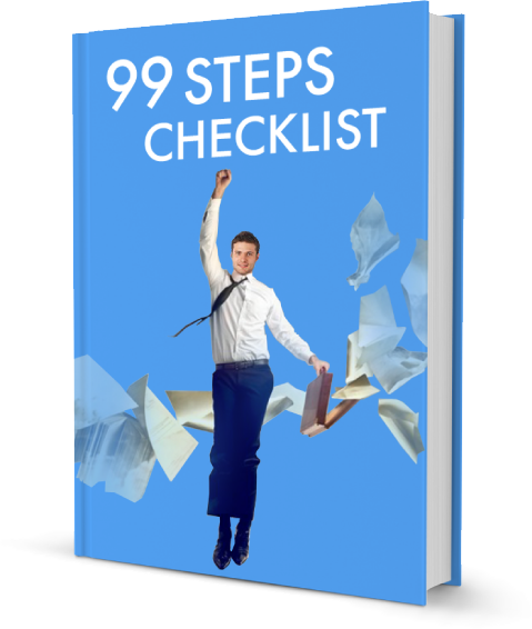 SEO СHECKLIST 99 STEPS FOR AN  SEO EXPERT