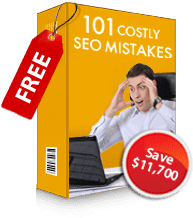 FREE PDF report 101 costly SEO mistake