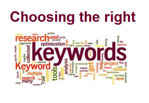 how to choose keywords for website seo linksmanagement