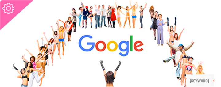 1,5 M Visitors & 25,000 of Keywords in Google Top 20