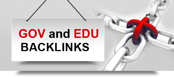 .gov and .edu backlinks