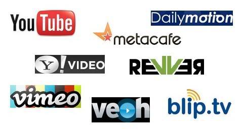 Media sharing sites