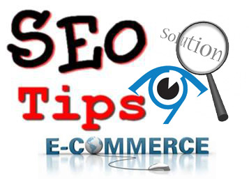 SEO tips for e-commerce sites