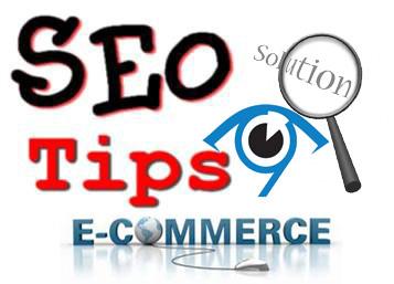 SEO tips for e-commerce sites