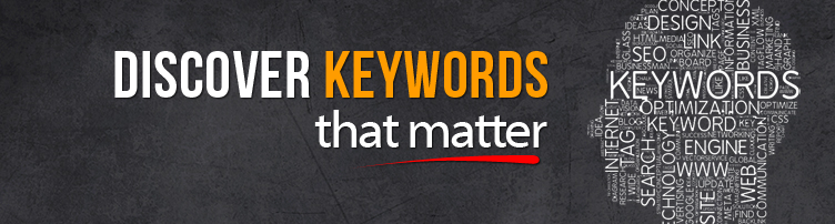 Keyword Discovery Tool for keywords research