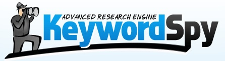 KeywordSpy research tool