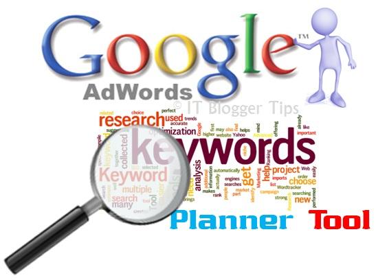 Adwords Keyword Planner Tool