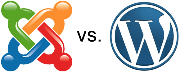 Joomla vs. WordPress