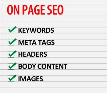 Plugins for on-page SEO