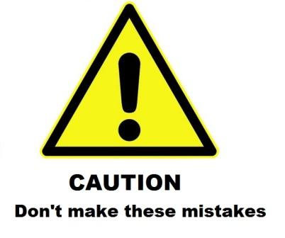 Mistakes when creating Keywords meta tag
