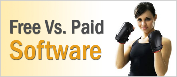 Free and paid software