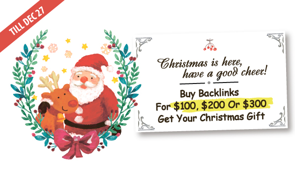 Christmas Offer LinksManagement