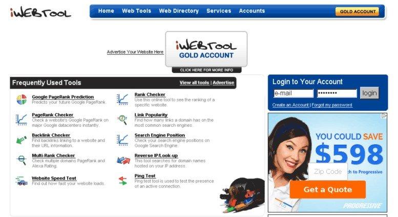 IWebTool 1
