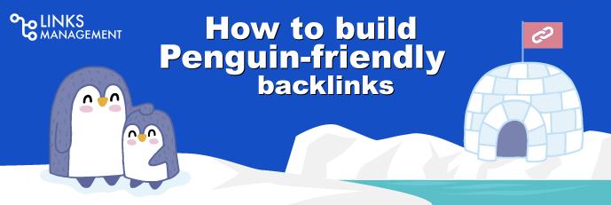 Penguin-friendly backlink profile