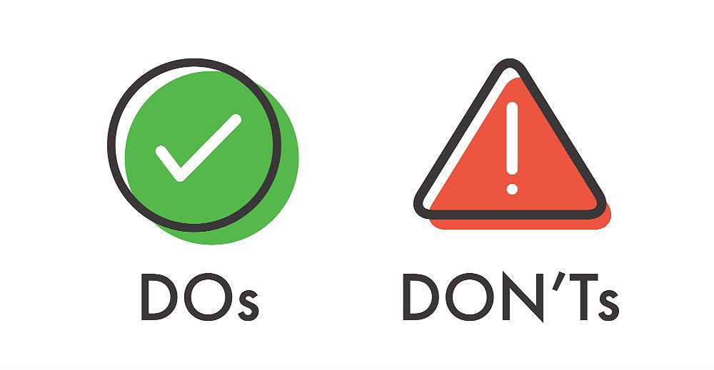 Do's and don'ts when buying backlinks