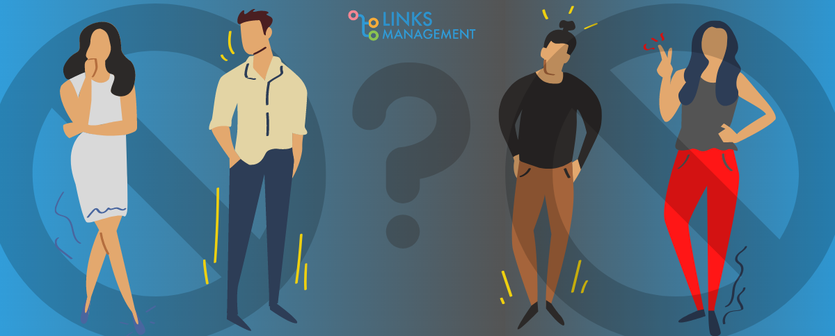 Link building Don'ts