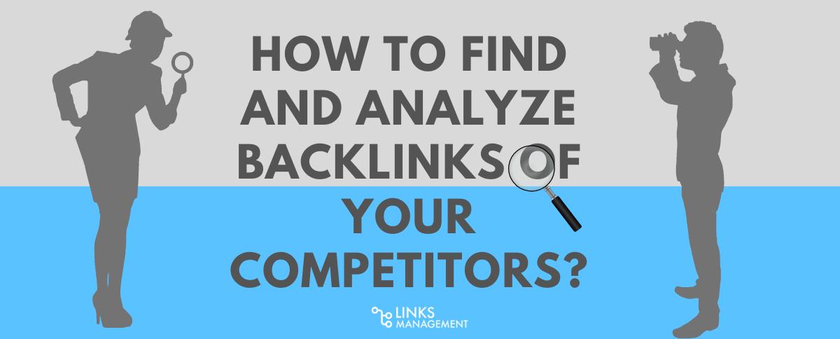 Competitors Backlinks
