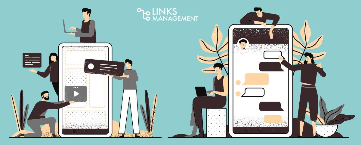 benefits of broken links