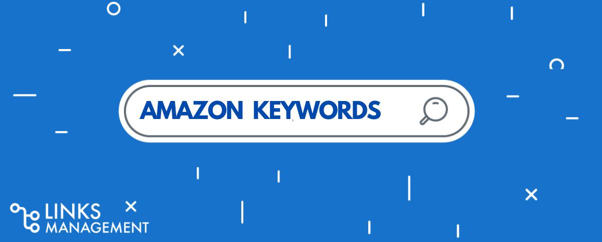 keywords for amazon seo