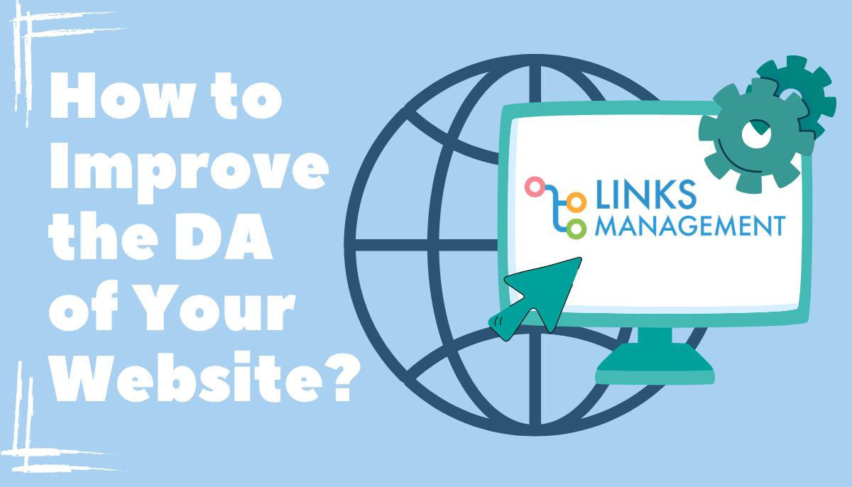 Improve the Domain Authority