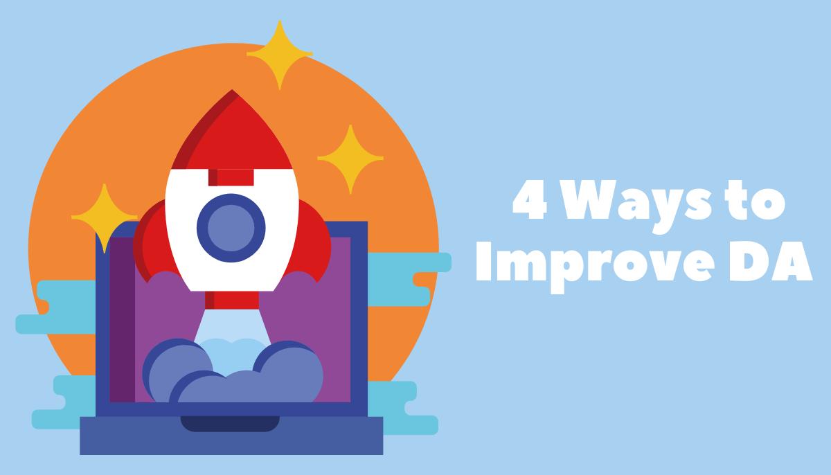 Ways to Improve DA