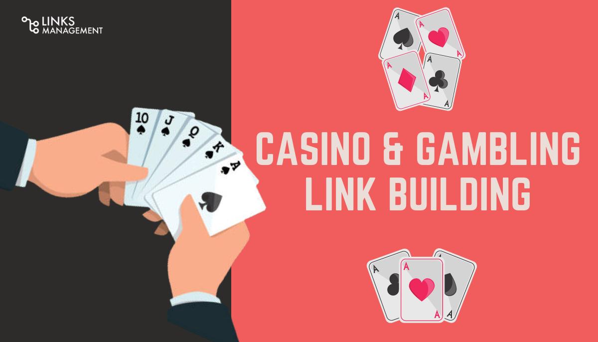 Gambling Link Building