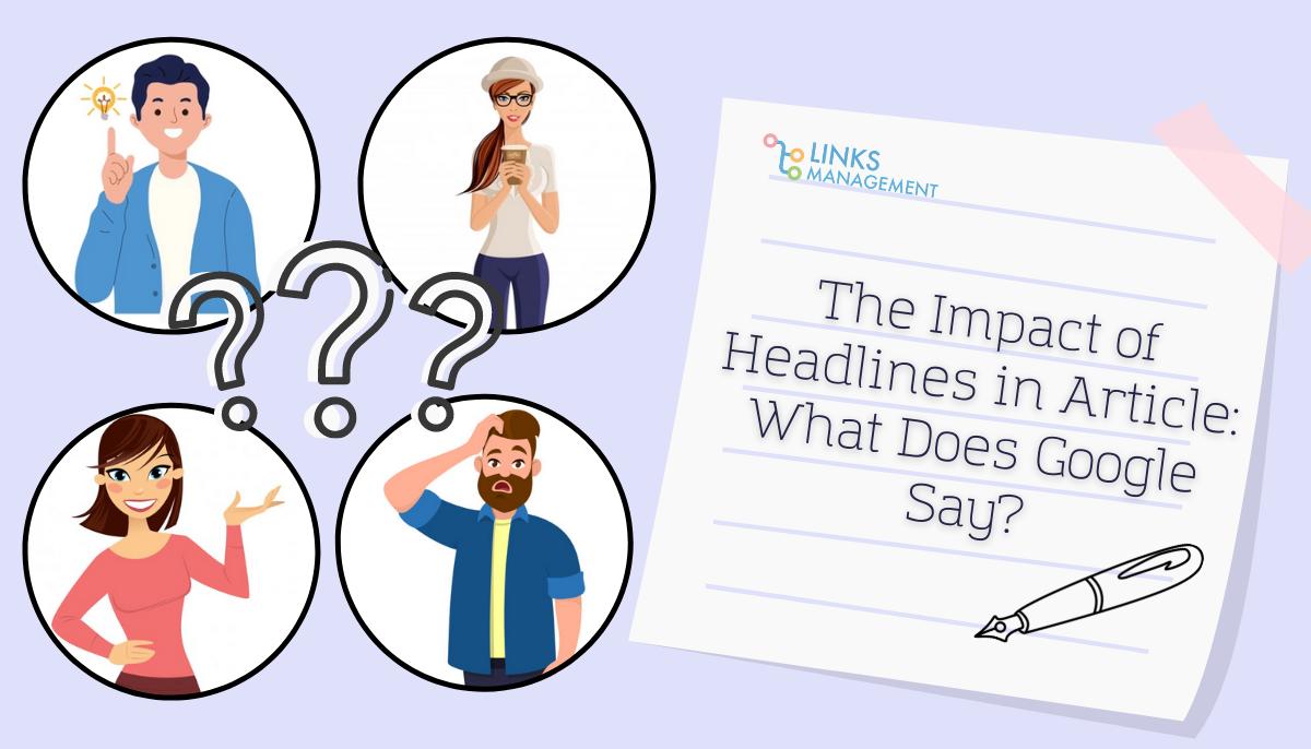 Impact of Headlines in Article